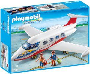 Playmobil Summer Fun Avion de Tourisme