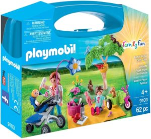 Playmobil Valisette pique-nique