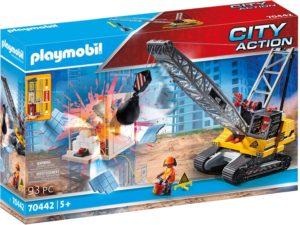 Playmobil Camion Grue