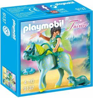 Playmobil Fairie's Fée avec cheval