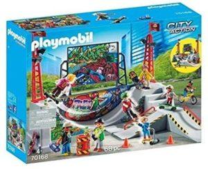 Playmobil Piste De Skate