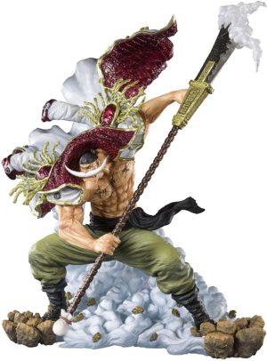 Figurine One Piece - Edward Newgate - Capitaine Barbe Blanche