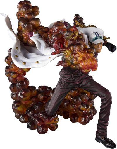 Figurine One Piece FiguartsZERO PVC Statue -The Three Admirals- Sakazuki (Akainu) 18 cm Bandai