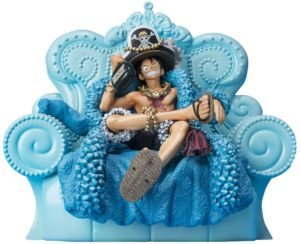 Figurine One Piece Luffy 20th Anniversary SH figuarts Zero 15 cm