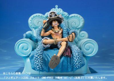 Figurine One Piece Luffy 20th Anniversary SH figuarts Zero 15 cm