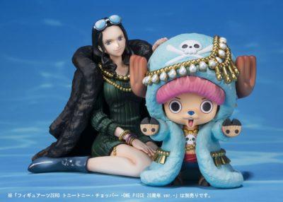 Figurine One Piece Nico Robin figuare zero 20th Anniversary Ver 15cm