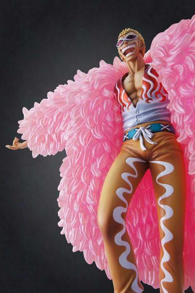 Figurine One Piece P.O.P. Neo DX Excellent Model Donquijote Doflamingo 26cm