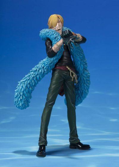 Figurine One Piece Sanji Figuare Zero 20th Anniversary Ver 16cm