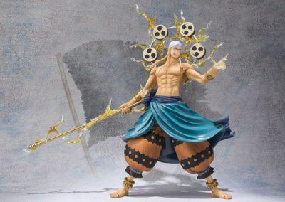 Figurine One Piece -Figuarts Zero - Enel 18 cm