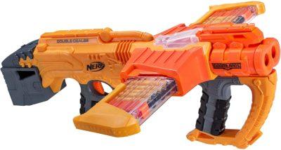 Blaster Nerf Doomlands Double Dealer B5367