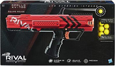 Blaster Nerf Rival Apollo Rouge XV-700 Hasbro