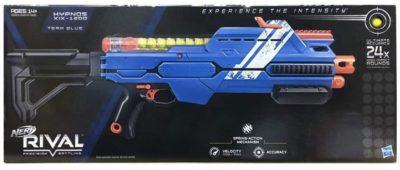 Blaster Nerf Rival Hypnos XIX 1200 E2870102 Bleu ou Rouge Hasbro
