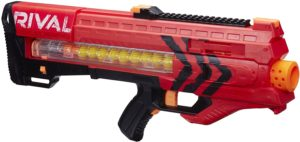 Blaster Nerf Rival ZEUS Mxv Rouge B1592 Hasbro