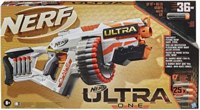 Blaster Nerf Ultra One et Flechettes Nerf Ultra Officielles Hasbro version à déballer