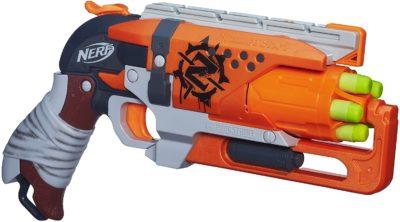 Blaster Nerf Zombie Hammershot Hasbro A4325