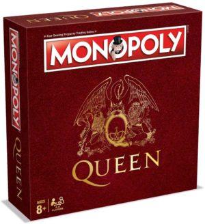 Queen boîte