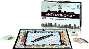 Anti Monopoly jeu
